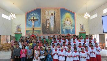 Altar Servers and Marian Sodality  Day- 2019