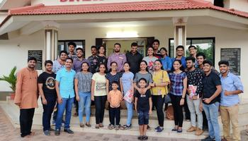 Visit to Snehalaya Ashram by ICYM and YCS members