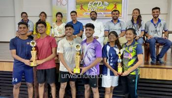 Congratulation winners of ECD Badminton Cup 2020