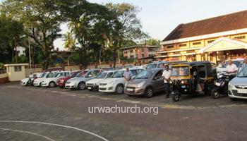 Blessing of the Vehicles